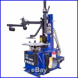 1.5 HP Tire Changer Wheel Changers Single Machine Rim Clamp 960 with Assist Arm