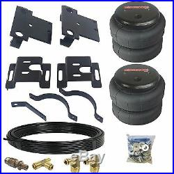 2001-10 Chevy 2500 Towing Assist Over Load Air Bag Suspension Lift Kit No Drill