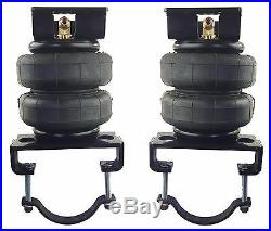2001-10 Chevy 3500 Truck Tow Assist Over Load Air Bag Suspension Kit No Drill