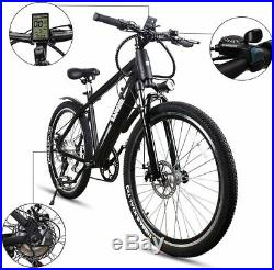 26 City Electric Bicycle Assisted Bicycle with 300W36V10A Lithium Battery