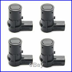 4pcs 4F23-15K859-AA Reverse Bumper Backup Parking Assist Sensor For Ford Escape
