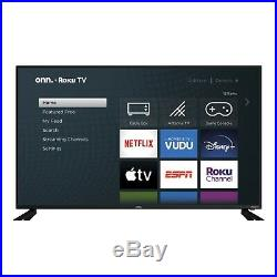 58 Class 4K UHD HDR ROKU SMART LED TV NETFLIX Youtube Works with GOOGLE Assistant