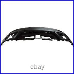 68334991AA New Bumper Cover Facial Front Upper for Jeep Grand Cherokee 2017-2019