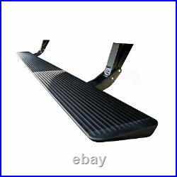 AMP Research Electric Running Boards 1999-2006 Chevy Silverado 1500 2500 3500