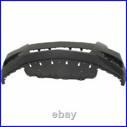 AM Front Bumper Cover For Cadillac XTS BLACK