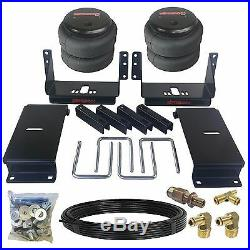 Air Bag Tow Assist Kit Dodge 1969 93 D-350 1 ton rear axle over load level