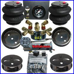 Air Lift 1000 Air Spring Kit 2011 + Dodge Ram 1500 Load Leveling AIR MANAGE