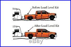 Air Load Level Rear Bolt On Kit On Board 2011-2017 Chevy 2500 3500 8 Lug Truck