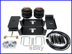 Air Tow Assist Kit 1988-1998 Chevy 2wd C1500 4wd K1500 truck rear overload level
