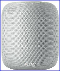 Apple HomePod Voice Enabled Smart Assistant White / Space Gray