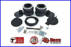 BOSS Bag Air Suspension Coil Load Assist Kit for 2019-2021 RAM 1500 4WD
