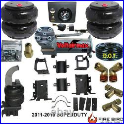 B TOWING LEVELING KIT airbag assist Ford F250 350 2011-2016 Air Management