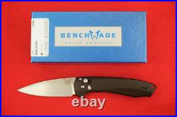 Benchmade 490 Arcane Assisted Cpm-s90v Aluminum Handle Factory Defect Knife New