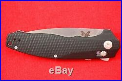 Benchmade 495 Vector, Axis Assist Flipper, G-10 Cpm-s30v Knife, New In Box