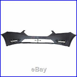 Bumper Cover For 2013-2017 Ford Taurus Front Plastic Paint To Match CAPA