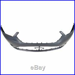 Bumper Cover For 2013-2017 Ford Taurus With Sensor Holes Front Primed CAPA