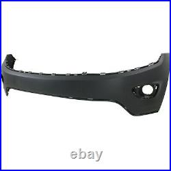 Bumper Cover For 2014-2016 Jeep Grand Cherokee Front Upper Plastic Primed