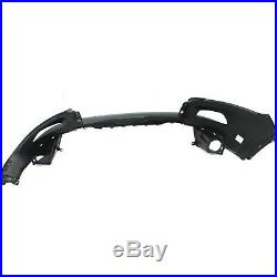 Bumper Cover For 2014-2018 Jeep Cherokee Front Plastic Paint To Match