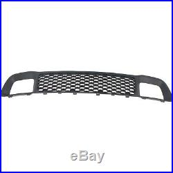 Bumper Cover Kit For Jeep Grand Cherokee Front 4pc Primed Top Textured Bottom