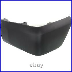 Bumper End Caps Set For 2014-2018 Toyota Tundra Rear Left Right CAPA 2Pc