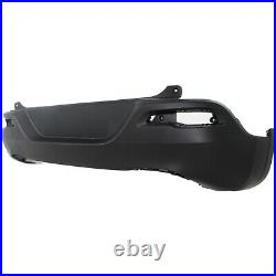 CAPA Bumper Cover Facial Rear Lower for Jeep Cherokee 14-18 CH1100987 68203261AD