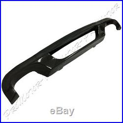 Carbon Fiber HM Look Rear Diffuser BMW 06-10 E60 E61 Sedan Wagon M5 Bumper Model