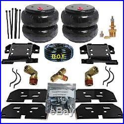 Chassis Tech Bolt On Air Tow Assist Kit 2003 2013 Dodge Ram 2500 3500 overload