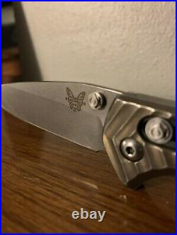 Discontinued Benchmade Anthem 781 New in Box