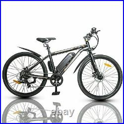 ECOTRIC 2636V Litium ION Electric Bicycle e-Bike Shimano 7 speed Pedal Assist