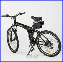 Electric Folding Mountain Bike 26 36V Electric Assist Modes Brand New Boxed