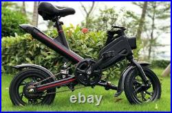 Electric Pedal Assisted Bike