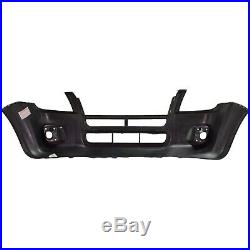 Front Bumper Cover For 2008-2011 Mercury Mariner with fog lamp holes Primed