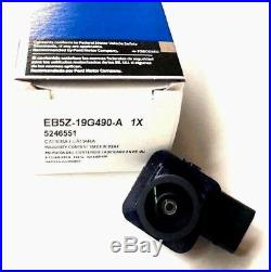 GENUINE FORD 2011-2015 Ford Explorer Rear View Back Up Safety Camera EB5Z19G490A