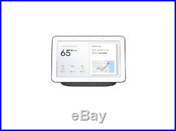 Google Home Hub with Google Assistant Charcoal
