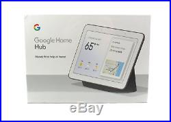 Google Home Hub with Google Assistant (GA00515-US) Brand NEW