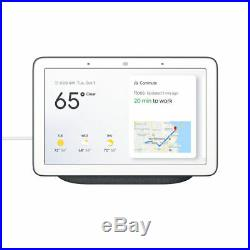 Google Home Hub with Google Assistant (GA00515-US) with Nest Wi-Fi Video Doorbell
