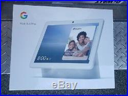 Google Nest Hub Max 10 Voice-Activated Touchscreen Smart Assistant