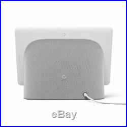 Google Nest Hub Max with Built-in Google Assistant Chalk (GA00426-US)