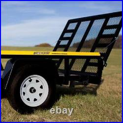 Gorilla-Lift 2-Sided Tailgate Trailer Lift Assist System (Open Box)