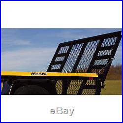 Gorilla-Lift 2-Sided Trailer Tailgate Liftgate Ramp Lift Assist System
