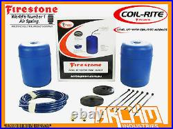 Holden Commodore Vr Vs Vt VX Vy Vz Irs Rear Firestone Coil Rite Air Assist Bags