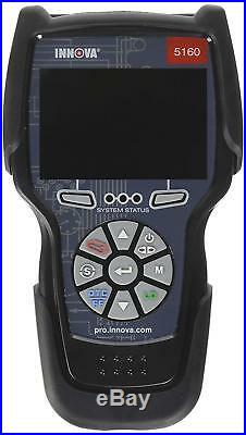Innova 5160 Pro Car Scan with Network Scan, Steering Angle & Parking Brake Assist