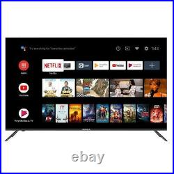 Konka 55U55A 55 4K Ultra HD HDR Android TV with Built-in Google Assistant & HDMI