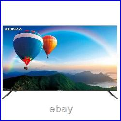 Konka 65U55A 65 4K Ultra HD HDR Android TV with Built-in Google Assistant & HDMI