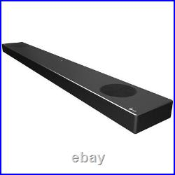 LG SN9YG 5.1.2 ch High Res Audio Sound Bar with Dolby Atmos and Google Assistant