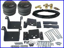 Level Lift Kit For 2011-19 Chevy 8 Lug Truck Torsion Keys & Rear Air Suspension