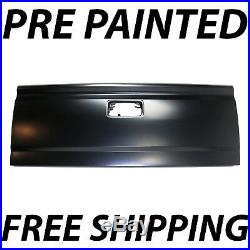 NEW Painted To Match Steel Tailgate for 2015-2019 Silverado Sierra With Assist