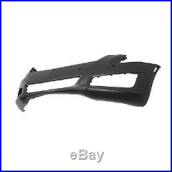 NEW Primered Front Bumper Cover Fascia for 2013 2014 Cadillac ATS With Park Assist