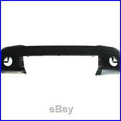 NEW Primered Front Bumper Cover for 2007-2013 Toyota Tundra Truck with Park Asst