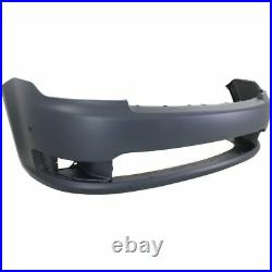NEW Primered Front Bumper Cover for 2013-2019 Ford Flex with Active Park Assist